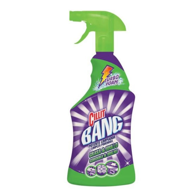Cillit Bang Power Cleaning Spray Degreaser