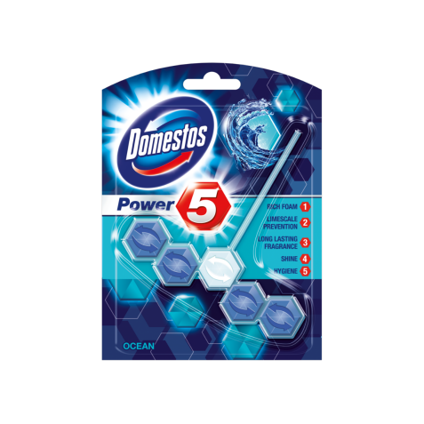 Domestos rim block Power 5