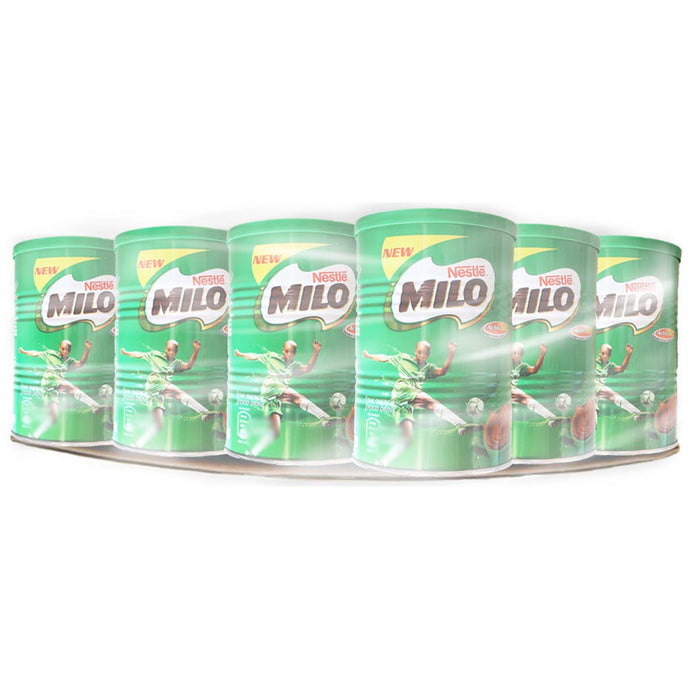 Nestle Milo Tin 400g (12 in a pack)