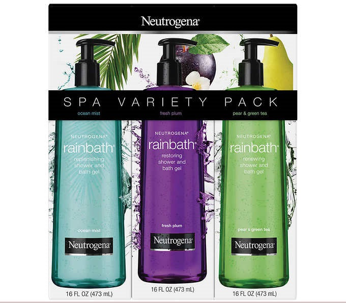 Neutrogena Spa Variety 473ml (3 pk.)