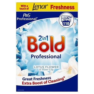 P&G Professional 2 in 1 Bold Laundry Detergent (110 Washes)