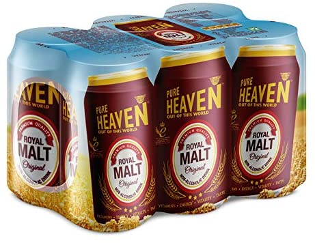 Pure Heaven Royal Malt (6) 330ml