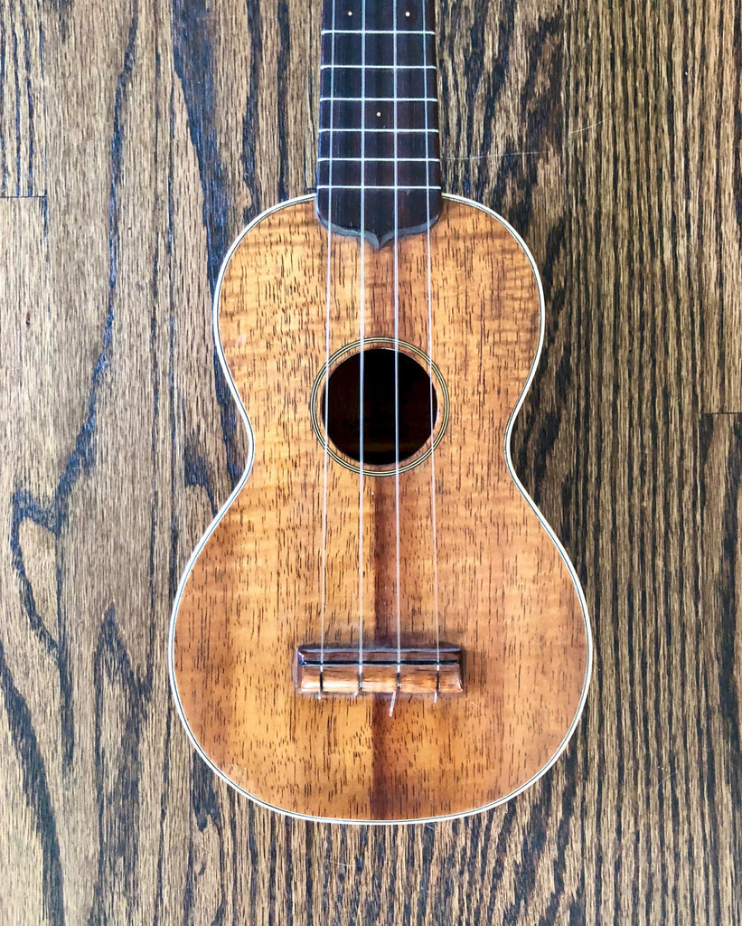 1920's Martin Ukulele Style 2K - Vintage Guitar Gallery of Long Island | Vintage Guitar Shop