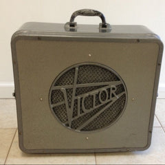 1930's RCA Victor Boutique Amplifier-RCA Victor-Vintage Guitar Gallery of Long Island | Vintage Guitar Shop