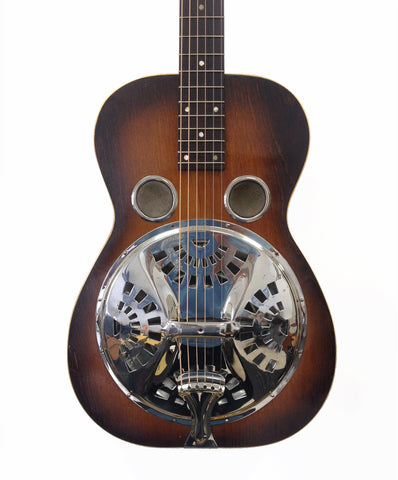 1930's Dobro Model 27 Resonator - Vintage Guitar Gallery of Long Island | Vintage Guitar Shop