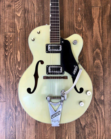 1961 Gretsch Double Anniversary Model 6118 - Vintage Guitar Gallery of Long Island | Vintage Guitar Shop