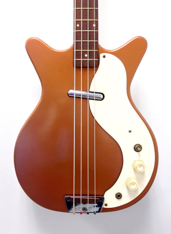 1964 Danelectro 3412 Shorthorn Bass - Vintage Guitar Gallery of Long Island | Vintage Guitar Shop