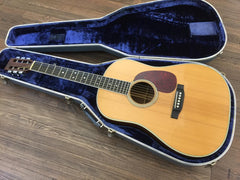 1974 Martin D-35S w/ Slotted Headstock-Martin & Co-Vintage Guitar Gallery of Long Island | Vintage Guitar Shop