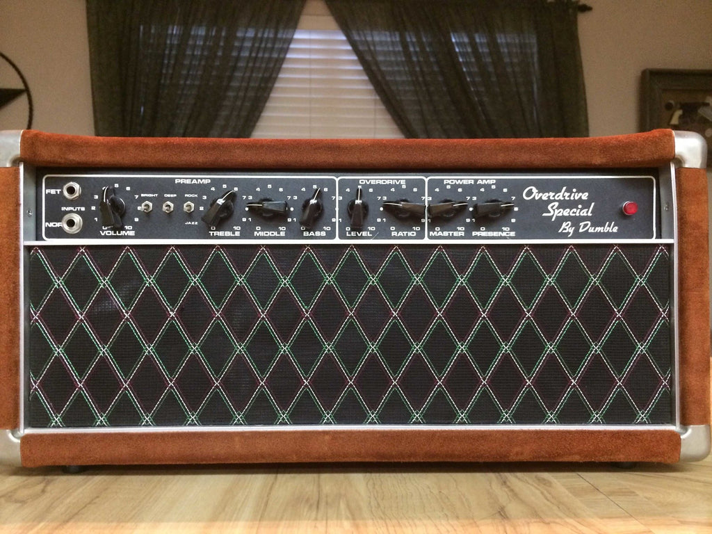 1982 Dumble Overdrive Special-Dumble-Vintage Guitar Gallery of Long Island | Vintage Guitar Shop