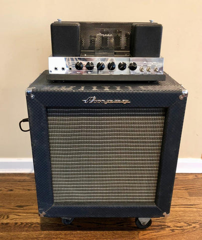 1964 Ampeg B-15N Portaflex Amplifier-Ampeg-Vintage Guitar Gallery of Long Island | Vintage Guitar Shop