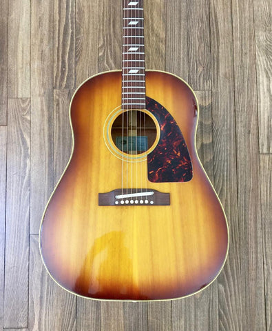 1964 Epiphone Texan Acoustic Guitar-Epiphone-Vintage Guitar Gallery of Long Island | Vintage Guitar Shop
