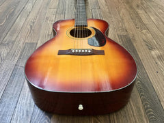 1966 Guild F-20 Troubadour Sunburst-Guild-Vintage Guitar Gallery of Long Island | Vintage Guitar Shop