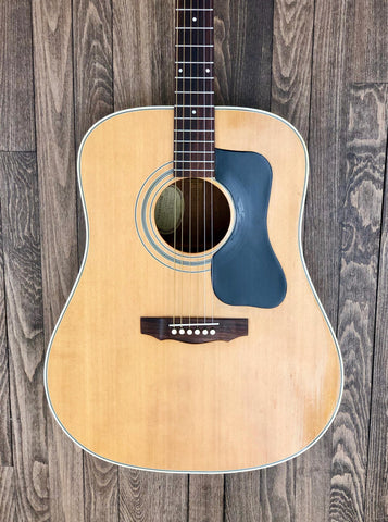 1974 Guild G-41 Jumbo Dreadnaught Acoustic - Vintage Guitar Gallery of Long Island | Vintage Guitar Shop