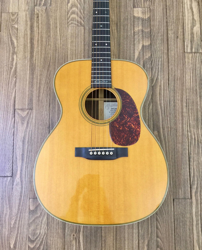 2000 Martin OOO-28EC Eric Clapton Signature Guitar - Vintage Guitar Gallery of Long Island | Vintage Guitar Shop