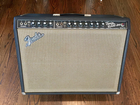 1967 Fender Twin Reverb-Fender-Vintage Guitar Gallery of Long Island | Vintage Guitar Shop