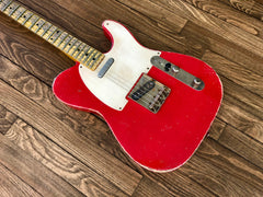 Kelton Swade 1952 AVRT Fiesta Red - Vintage Guitar Gallery of Long Island | Vintage Guitar Shop
