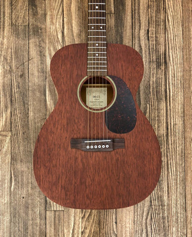2005 Martin OO-15 Grand Concert - Vintage Guitar Gallery of Long Island | Vintage Guitar Shop