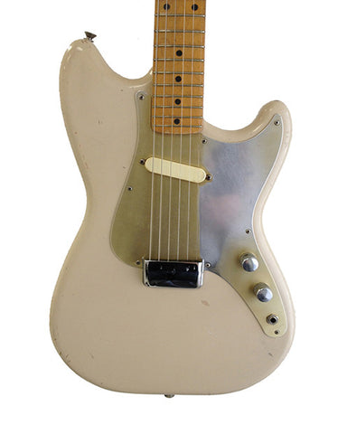 1957 Fender Musicmaster-Fender-Vintage Guitar Gallery of Long Island | Vintage Guitar Shop