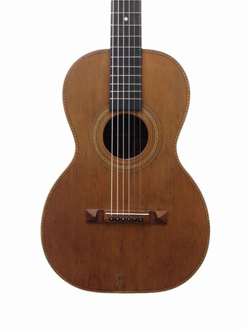 1910 Oscar Schmidt Parlor - Vintage Guitar Gallery of Long Island | Vintage Guitar Shop