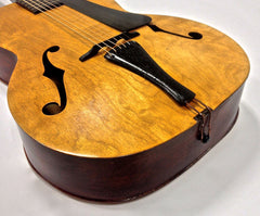 1936 Kay Old Kraftsman Violin Shaped Guitar-Kay-Vintage Guitar Gallery of Long Island | Vintage Guitar Shop