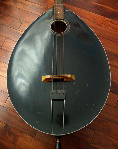 1929 Gibson Mando Bass - Vintage Guitar Gallery of Long island   - 1