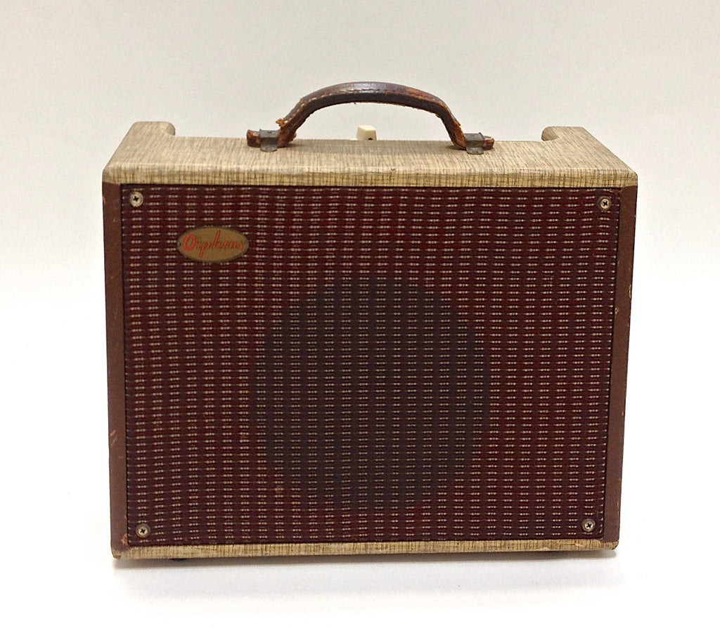 1958 Valco Orpheus Amp-Valco-Vintage Guitar Gallery of Long Island | Vintage Guitar Shop