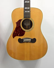 2007 Gibson Songwriter Deluxe 12 String Lefty Guitar - Vintage Guitar Gallery of Long Island | Vintage Guitar Shop