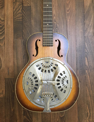 1929 Dobro Model 25 - Vintage Guitar Gallery of Long Island | Vintage Guitar Shop