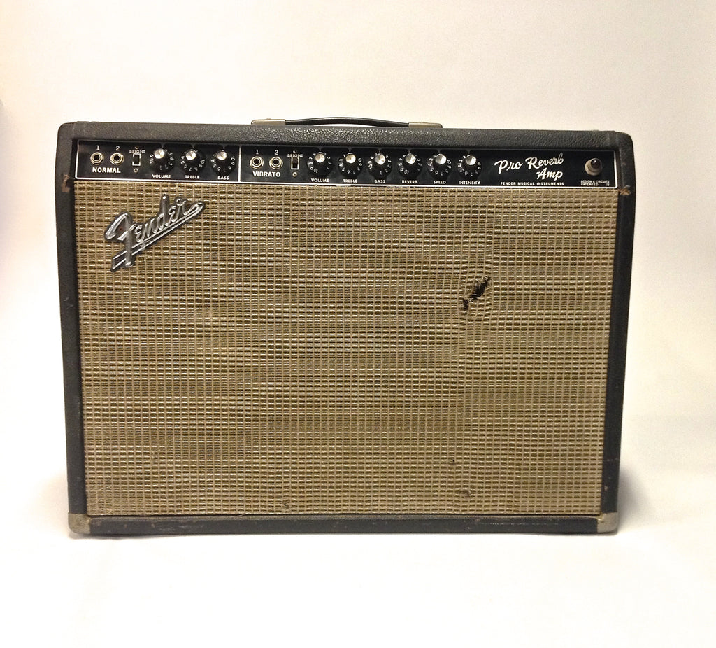 1966 Fender Pro Reverb - Vintage Guitar Gallery of Long Island | Vintage Guitar Shop