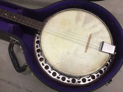 1940's Gretsch Tenor 4 String Banjo - Vintage Guitar Gallery of Long Island | Vintage Guitar Shop