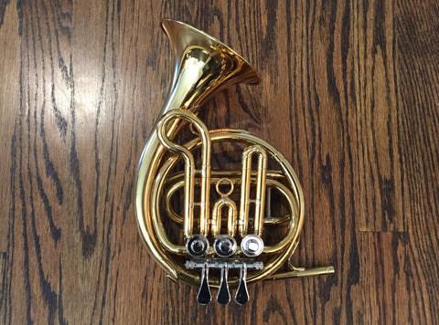Jean Baptiste FH742L Junior French Horn - Vintage Guitar Gallery of Long Island | Vintage Guitar Shop