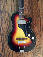 1957 National Bolero Model 1123 - Vintage Guitar Gallery of Long island  - 1