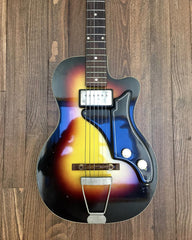 1957 National Bolero Model 1123 - Vintage Guitar Gallery of Long island  - 8