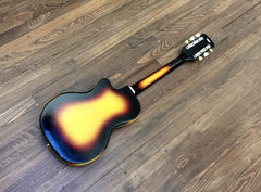 1957 National Bolero Model 1123 - Vintage Guitar Gallery of Long island  - 6