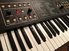 Sequential Circuits Six Track Synthesizer - Vintage Guitar Gallery of Long Island | Vintage Guitar Shop
