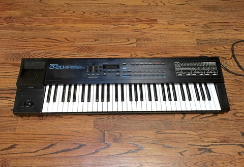 Roland D-20 Keyboard Synthesizer - Vintage Guitar Gallery of Long Island | Vintage Guitar Shop