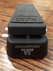 Rocktron Black Cat Moan Wah Pedal with Distortion - Vintage Guitar Gallery of Long Island | Vintage Guitar Shop