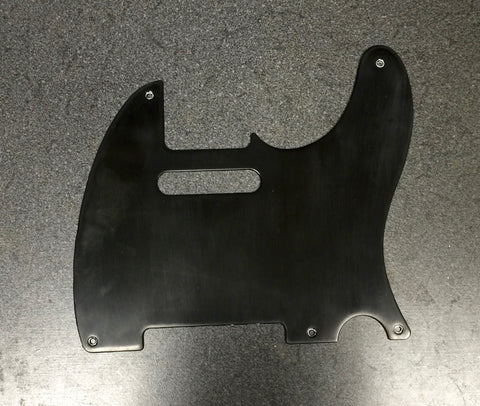 1952 Fender Telecaster Black Guard Bakelite Pickguard Tadeo Gomez Tele-Fender-Vintage Guitar Gallery of Long Island | Vintage Guitar Shop