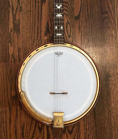 1928 Paramount Style F Banjo-Paramount-Vintage Guitar Gallery of Long Island | Vintage Guitar Shop