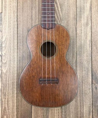 1950 Martin Concert Style 1 Ukulele-Martin & Co-Vintage Guitar Gallery of Long Island | Vintage Guitar Shop
