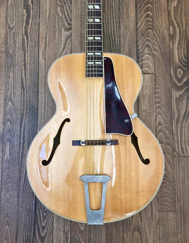 1949 Gibson L-4N Archtop Acoustic Guitar - Vintage Guitar Gallery of Long Island | Vintage Guitar Shop