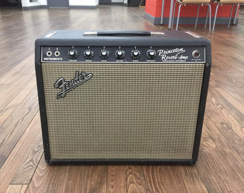1967 Fender Princeton Reverb-Fender-Vintage Guitar Gallery of Long Island | Vintage Guitar Shop