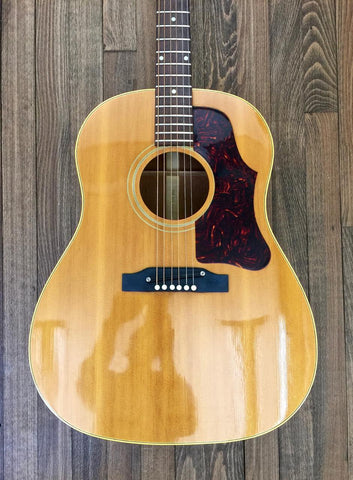 1963 Gibson J50 Acoustic Guitar-Gibson-Vintage Guitar Gallery of Long Island | Vintage Guitar Shop