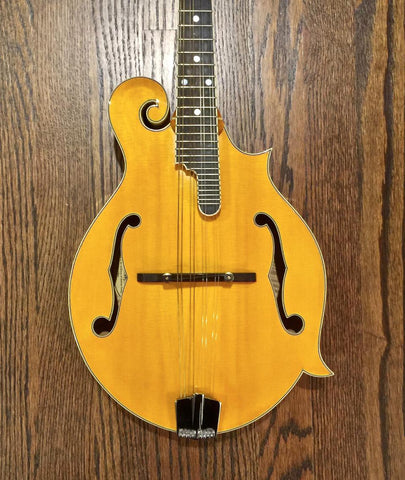 2004 Eastman Mandolin Spruce w/ Solid Flamed Maple - Vintage Guitar Gallery of Long Island | Vintage Guitar Shop