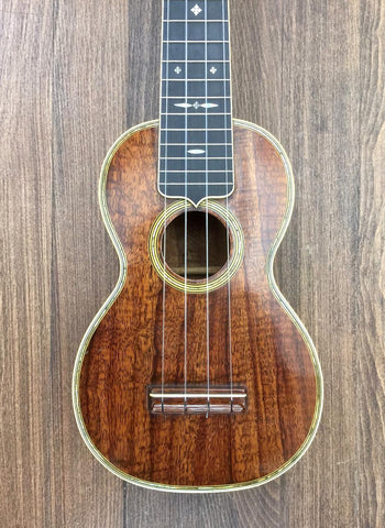 1929 Martin Style 5K Ukulele-Martin & Co-Vintage Guitar Gallery of Long Island | Vintage Guitar Shop