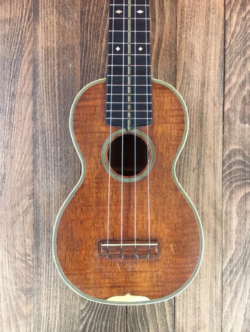 1927 Martin Style 3K Ukulele-Martin & Co-Vintage Guitar Gallery of Long Island | Vintage Guitar Shop