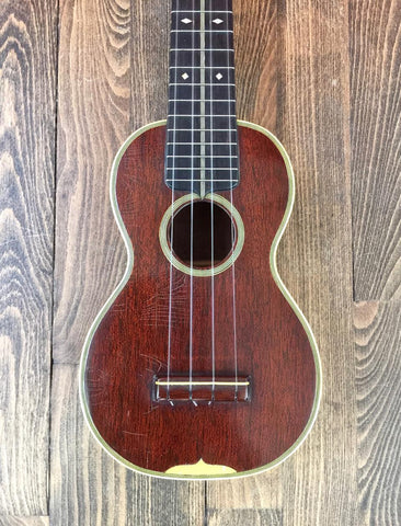1927 Martin Style 3 Ukulele-Martin & Co-Vintage Guitar Gallery of Long Island | Vintage Guitar Shop