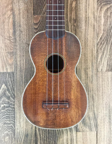 1927 Martin Style 2K Ukulele-Martin & Co-Vintage Guitar Gallery of Long Island | Vintage Guitar Shop