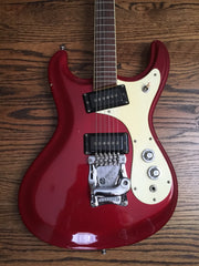 1966 Mosrite Ventures Mark 1 - Vintage Guitar Gallery of Long Island | Vintage Guitar Shop