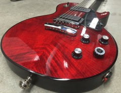 Gibson Les Paul Dark Fire Limited Edition 2008 Red - Vintage Guitar Gallery of Long Island | Vintage Guitar Shop